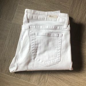 Kut from the Kloth white Diana skinny jeans - 10